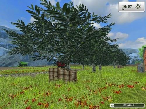 Farming Simulator 2013: Albero di Olive V 1.0