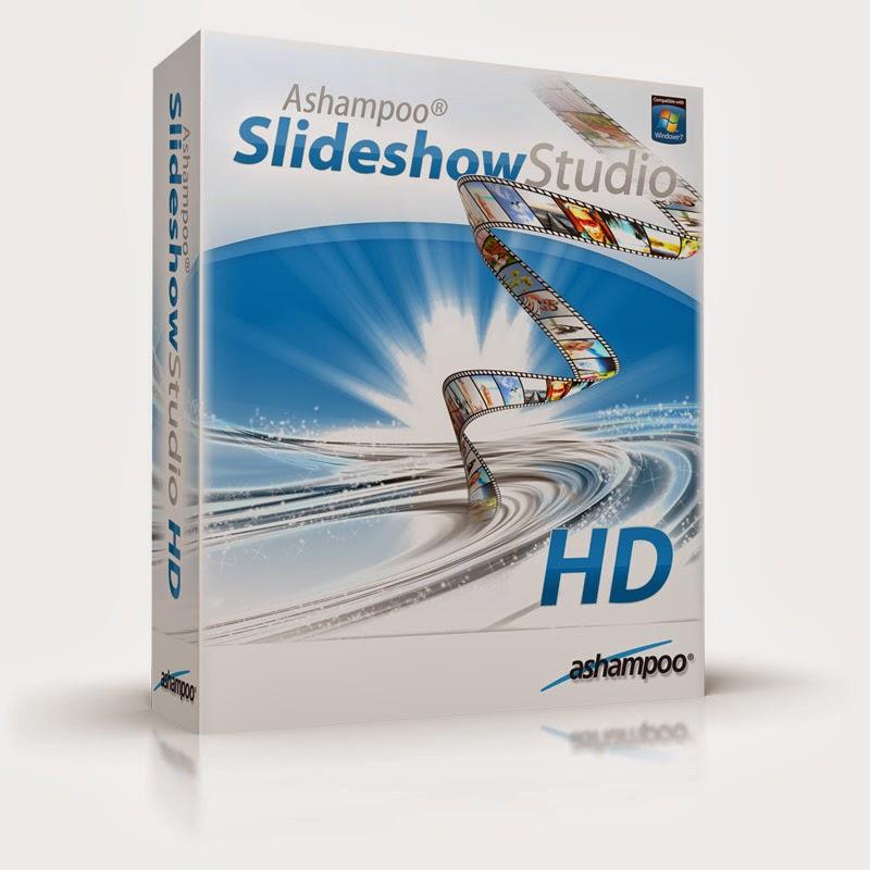 Ashampoo Slideshow Studio HD 4,Slayt Gösterisi,slayt nasıl hazırlanır