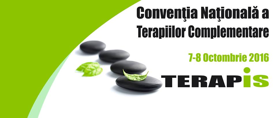 Conventia TERAPIS -Iasi, 7-8 octombrie 2016