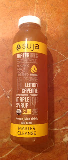 suja juice, master cleanse, juice