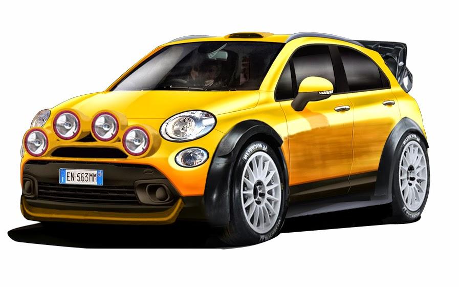 La Fiat 500X è stata appena svelata al grande pubblico ed ha ricevuto