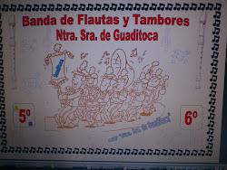 """Banda de Flautas y Tambores """" Ntra. Sra. de Guaditoca"""""""