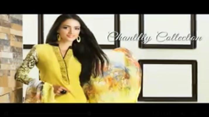 Gul Ahmed Summer Vol 2 Collection 2014