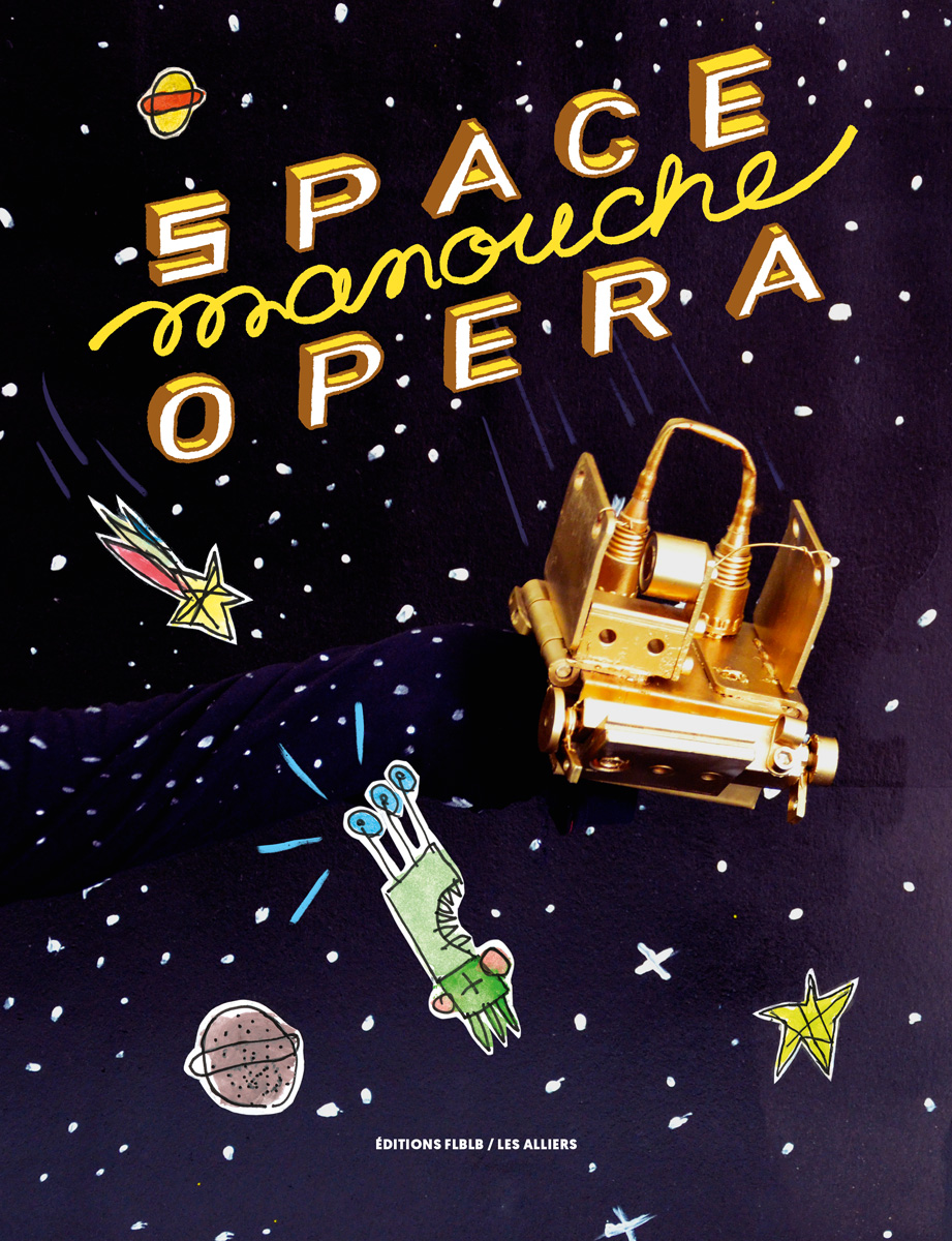 SPACE MANOUCHE OPERA