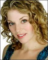Rebecca Gibel, narrator for Cleo Coyle imgae