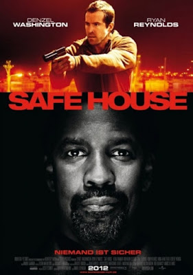 Safe House 2012 movie poster