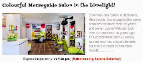 Colourful Merseyside Salon in the Limelight!