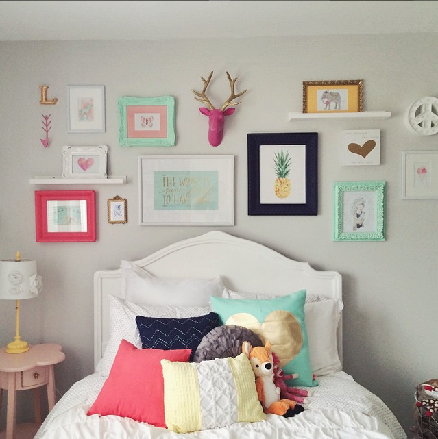 Creative Kid Rooms - @lipglossandlevels