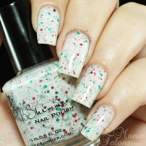 KBShimmer Holly Back Girl Swatch