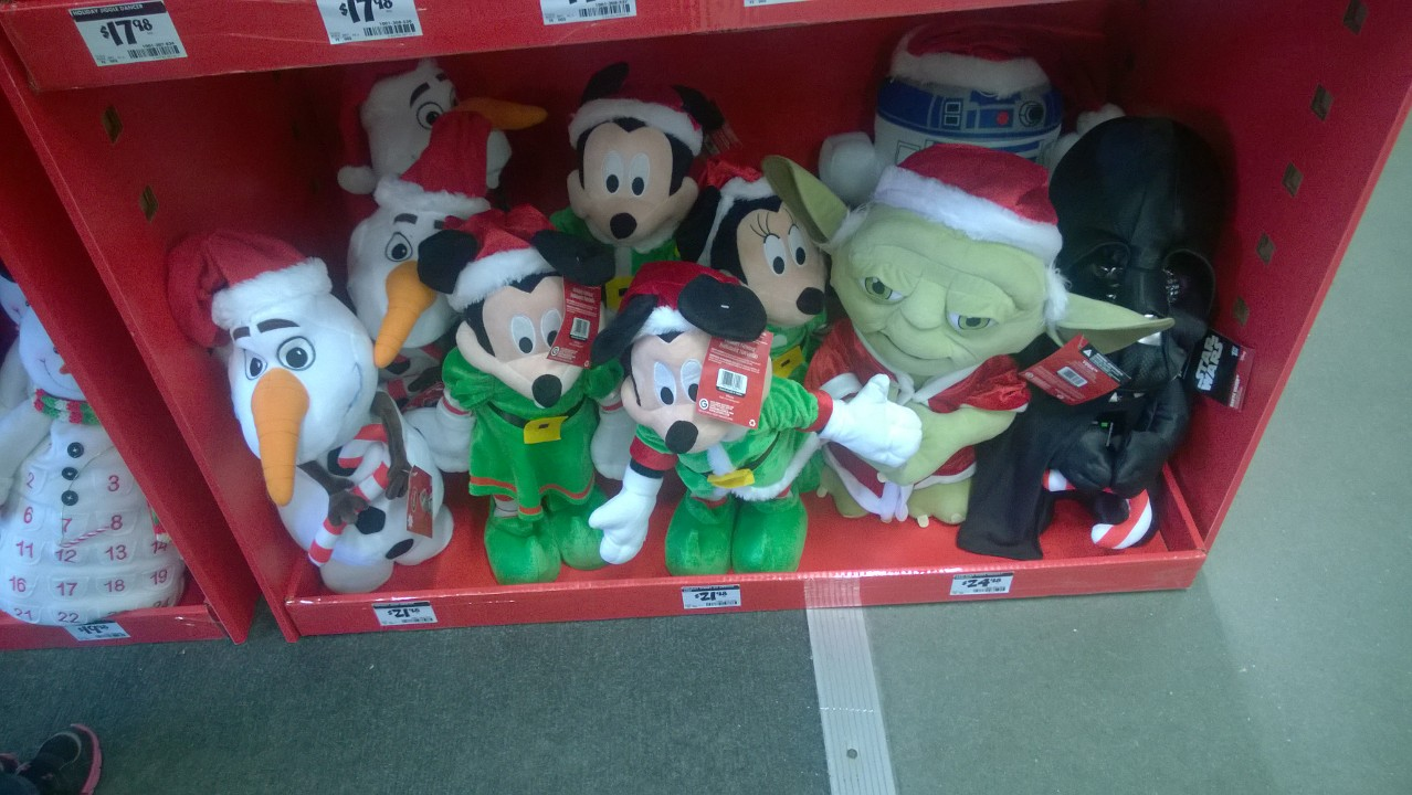 this year i found myself loving some of the disney christmas items at lowes when visiting and putting up a few for myself lets take a look together