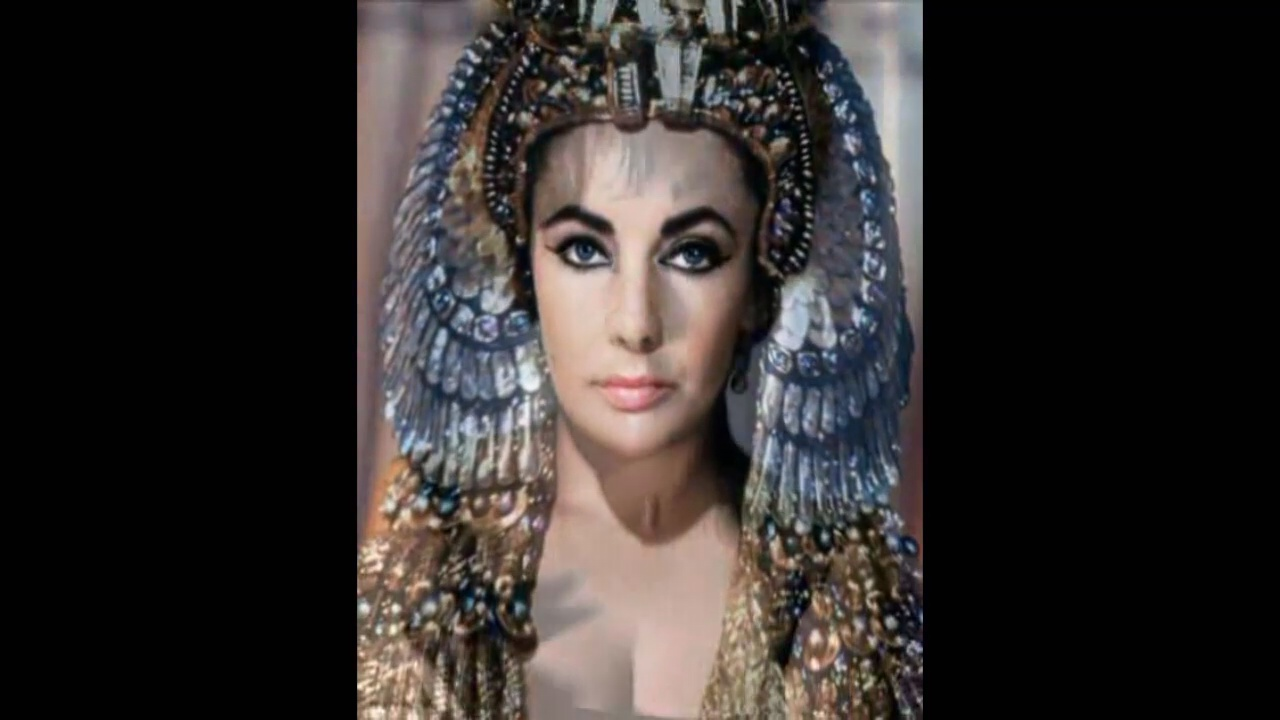 A Life of Beauty – An animated tribute to Elizabeth Taylor ...