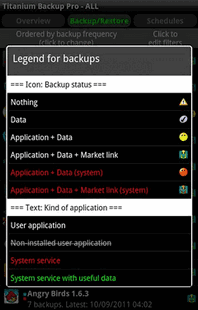 Download Titanium Backup 5.0.1 Released Apk for Android