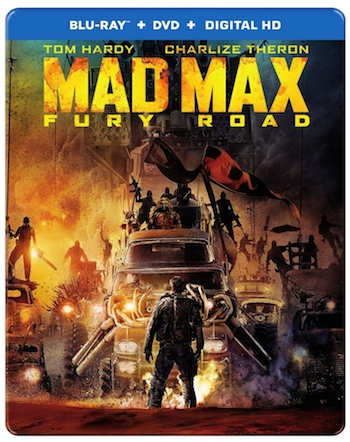Mad Max Fury Road 2015 Dual Audio BluRay Download