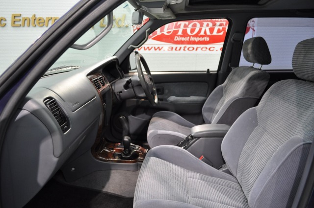 1996 Toyota Hilux Surf Ssr G 4wd For Zambia Japanese Vehicles To The World