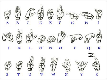 SUU ASL: ABC