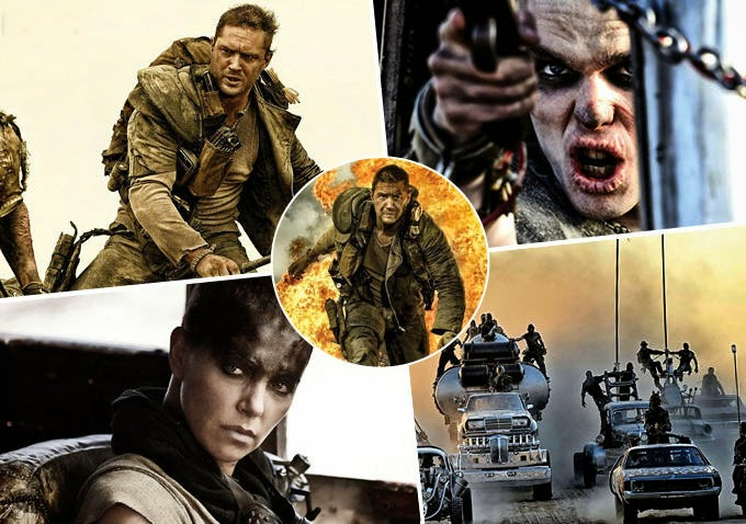 Mad Max: Fury Road""