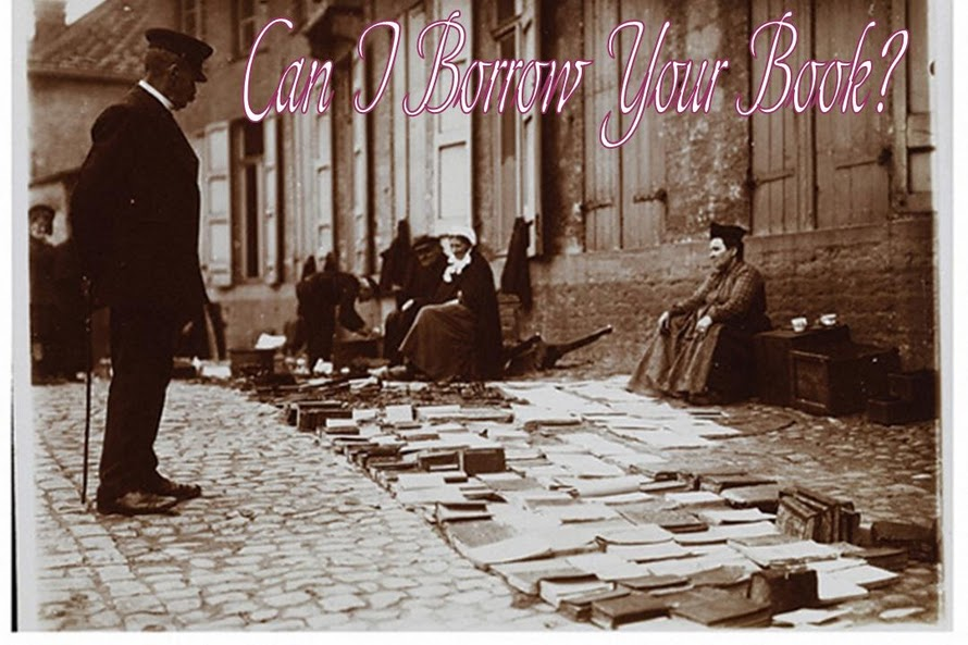 Can I Borrow Your Book?
