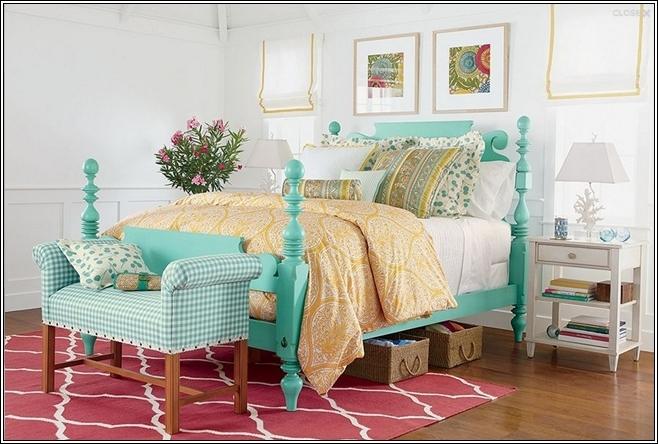 Jolies styles de décorations pour chambre à coucher