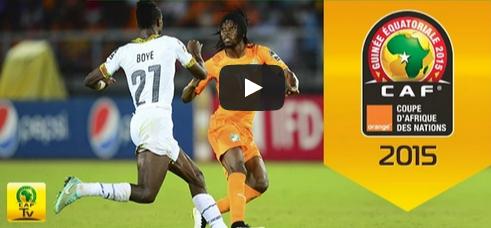 C te d 39 ivoire ghana r sum du match finale de la - Coupe d afrique des nation ...