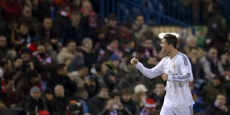 Cristiano Ronaldo Biayai Pengobatan Bayi Usia 10 Bulan