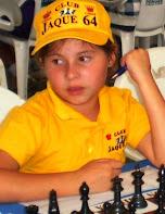 Marion Brielmaier  Campeona de Chile Sub 08