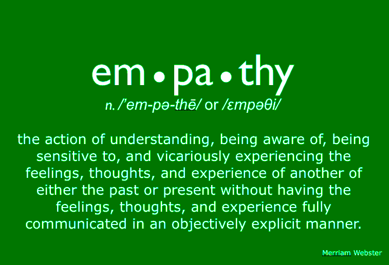 I Wanted To Elaborate A Little More On The Subject And Explain How You Can  Use Empathy In Your Daily Life. If You Realize You Have The Empathic  Skills, ...