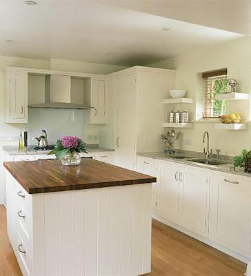 Remont naprawa dekoracje jak powi kszy ma kuchni for Cocinas decoradas sencillas