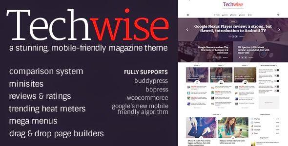 Best Drag and Drop Magazine WordPress Theme