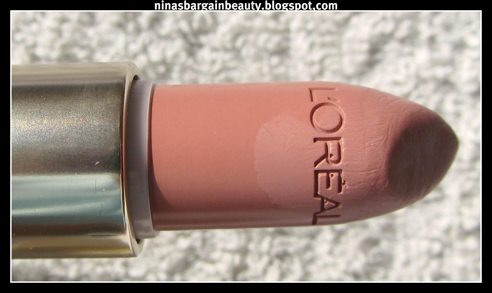 LOreal Paris Color Riche Shine Lipstick 905 #Bae | Missguided
