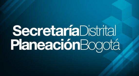 PLAN ESTRATÉGICO 2016 - 2020 SECRETARÍA DISTRITAL DE PLANEACIÓN
