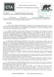 Informamos al Delegado Territorial de la Consejería de Medio Ambiente y Ordenación del Territorio e