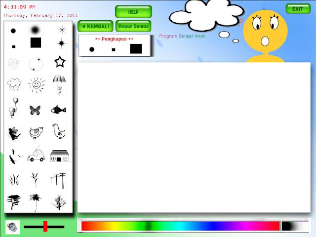 Software Menggambar Untuk Anak - BAGAS31.com