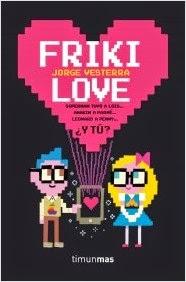 Friki Love - Jorge Vesterra