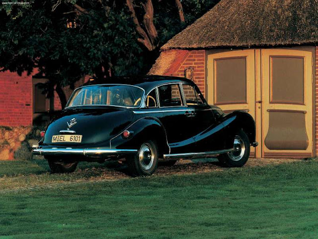 BMW 501 (1952)
