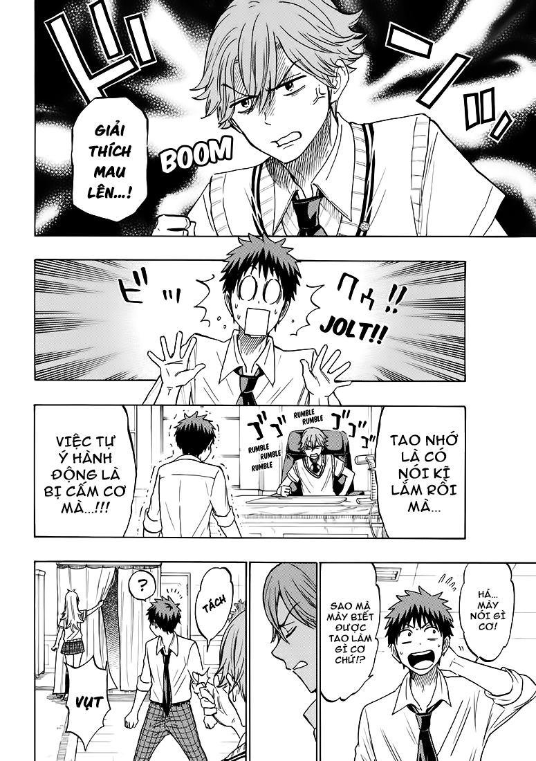 Yamada-kun to 7-nin no majo chap 214 page 6 - IZTruyenTranh.com