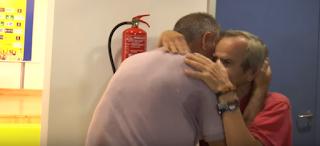 Paco Herrera fue despedido con el cariño que le tiene la afición