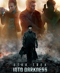 Poster Of Hollywood Film Star Trek Into Darkness (2013) In 300MB Compressed Size PC Movie Free Download At worldfree4u.com
