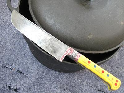 Пчак или Пичок - национальный узбекский нож!
