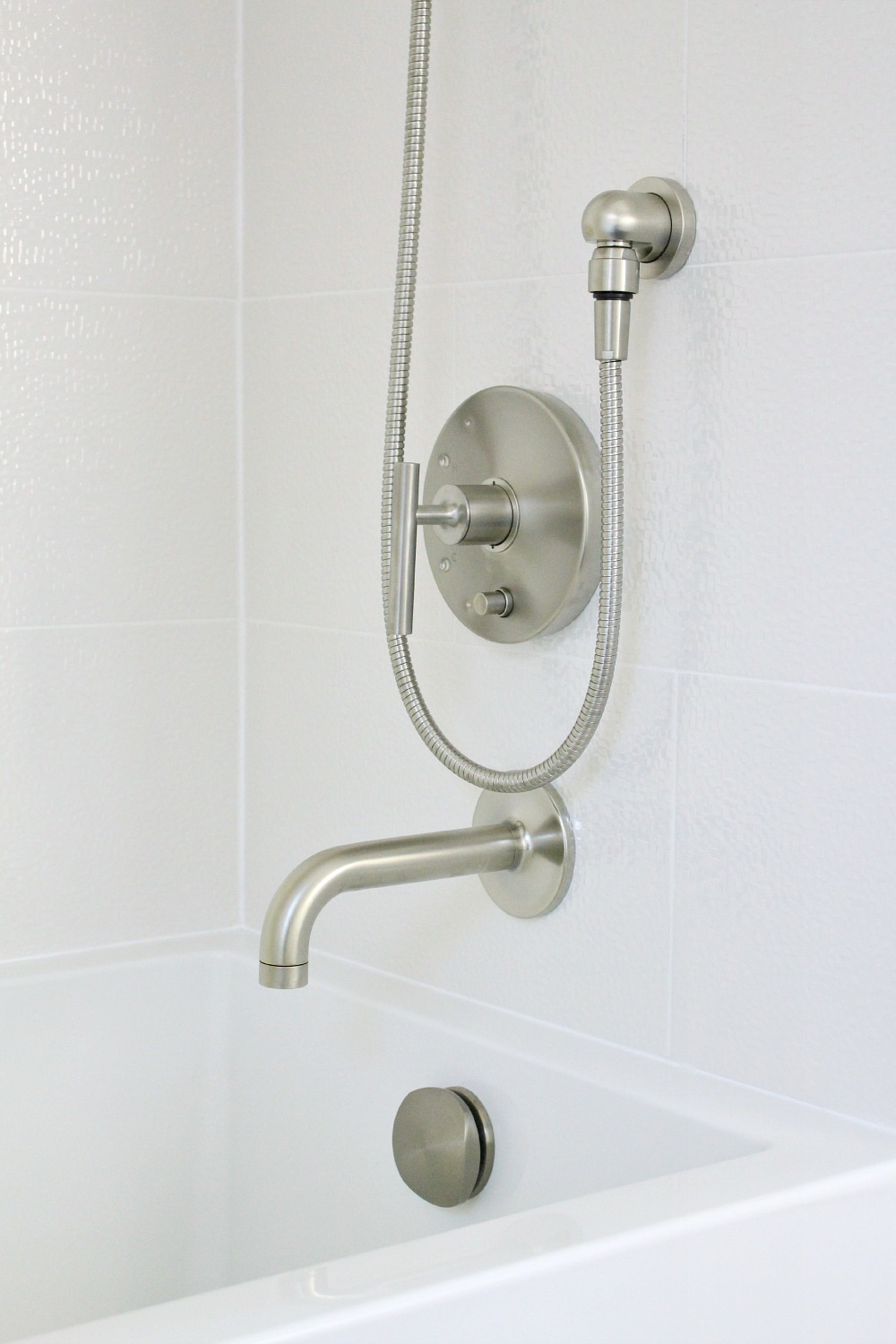 Kohler Purist Vibrant Brushed Nickel