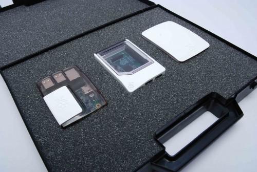 prototipos de case para raspberry pi