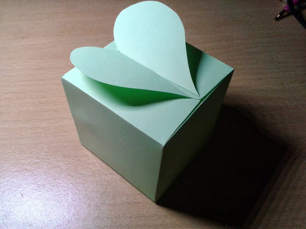 Heart Box Template Pinterest Valentine's Day Anniversary
