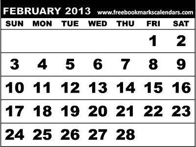 Calendar Template 2013 Free Homemade Calendars 2012 2013planner