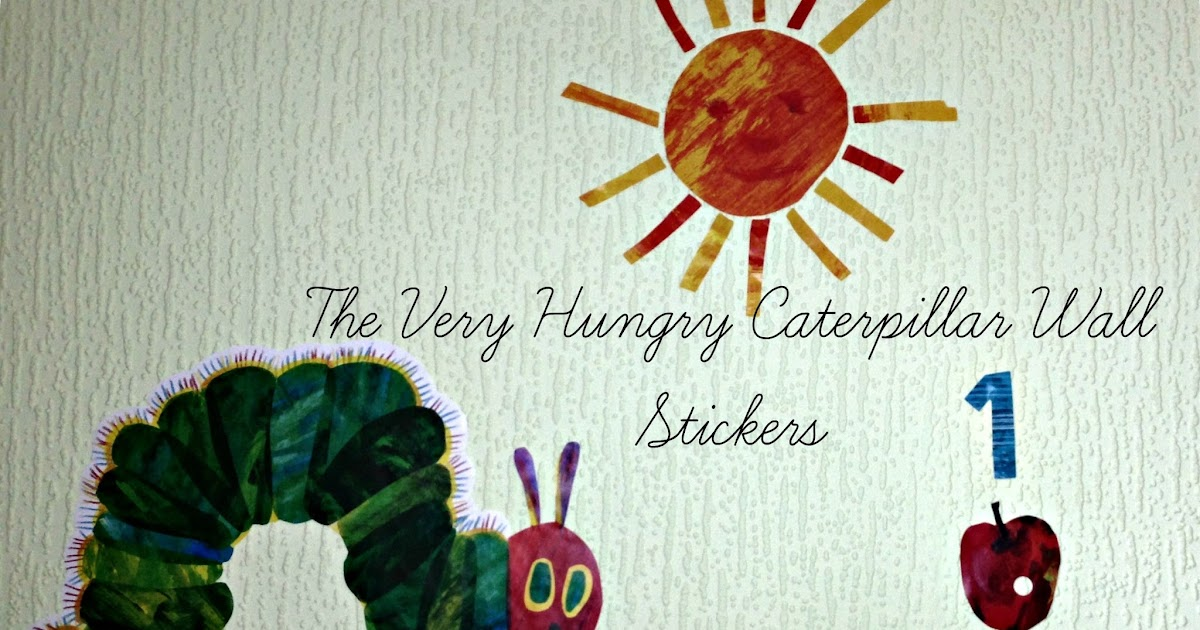 Hungry Caterpillar Wall Stickers Part - 18: Awesome Very Hungry Caterpillar Wall Stickers Ideas
