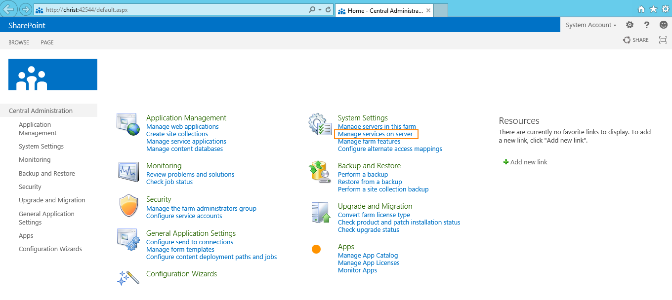 SharePoint Server 2013 Preview Step by Step to setup and ...
