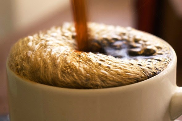 Coffee Cravings: Five Top Health Benefits of Caffeine