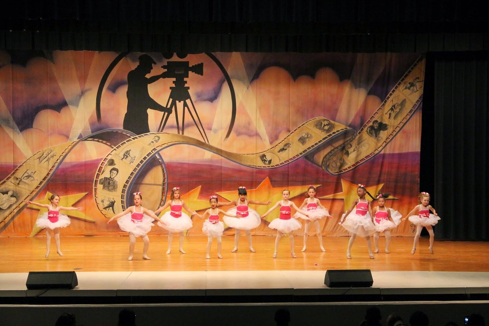 charlotte children's ballet schools