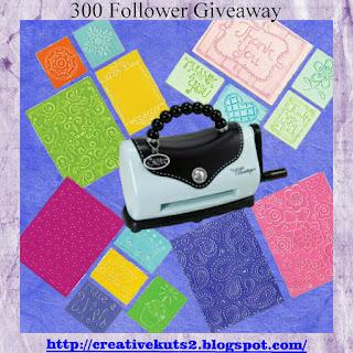 300 Follower Blog Candy