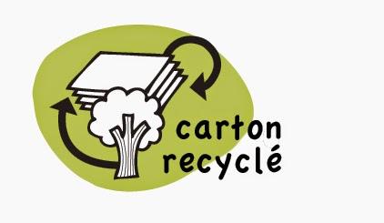 jeu fabriqué en carton recyclé