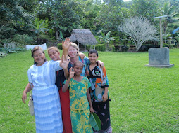 Di & local women after church