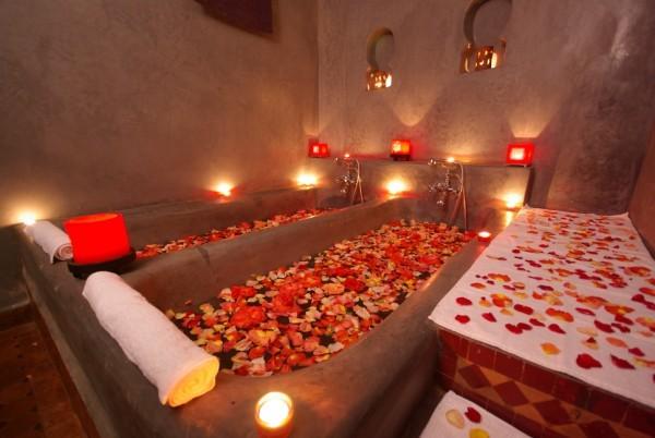 Immagini d\'Amore: Bagni romantici